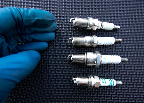 Changing spark plugs give better gas mileage